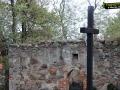 Borów Polski - mur