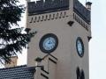 Wieża pałacu w Bielicach