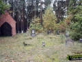Ługi, cmentarz