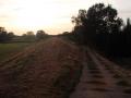 Droga na Wał przeciwpowodziowy