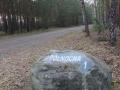"""Droga leśna """"Północna"""""""