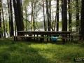Cypel Jezioro Gądkowskie Duże