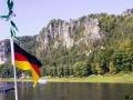 Rathen, panorama na góry