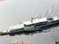 Statek w Bastei