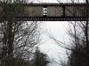 Ruiny dawnych zabudowań przemysłowych huty w Przemkowie