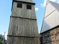 Zabytkowa dzwonnica w Studzieńcu