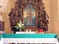 Wnętrze kościoła - ołatrz