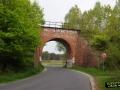 Most kolejowy w Lipinach