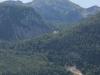 Panorama na Alpy