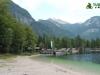 Kemping w Ukanc i jezioro Bohinjsko