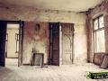 Wnętrze pałacu w Zbarzewie
