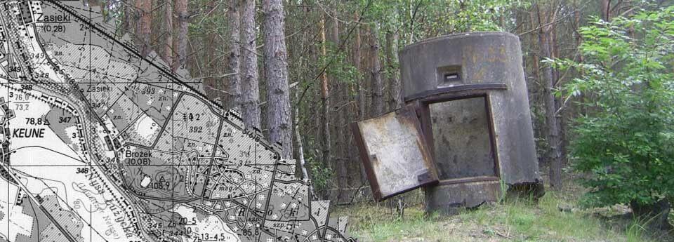 Fabryka materiałów wybuchowych Brożek, Zasieki