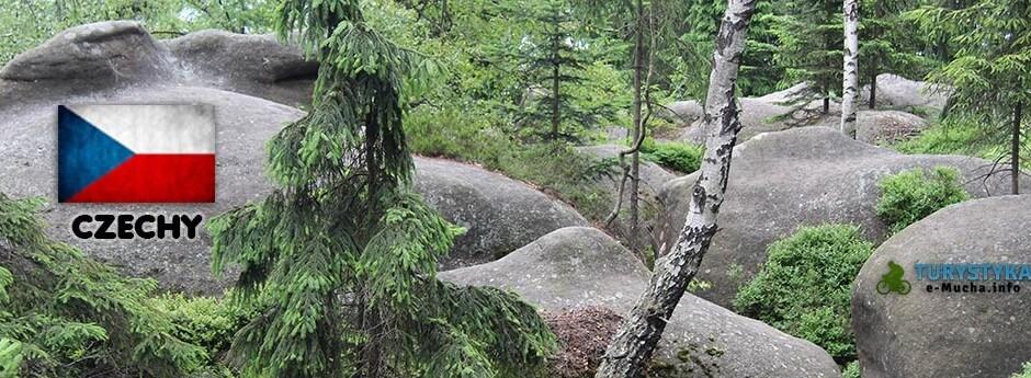 Góry Stołowe: Broumowskie Ściany