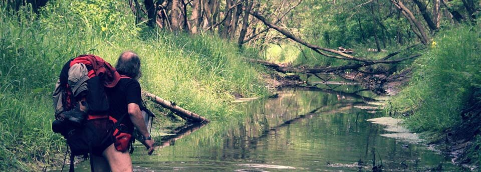Czarna Struga – dwa dni nad rzeką, pieszo lub kajakiem