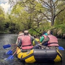 Rzeka Kwisa – szlak kajakowy i pontonowy